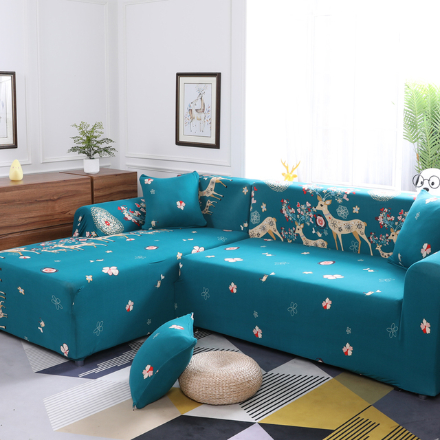 recliners l for image slipcovered shaped covers sofa of slipcovers couch with couches sofas slipcover sectional