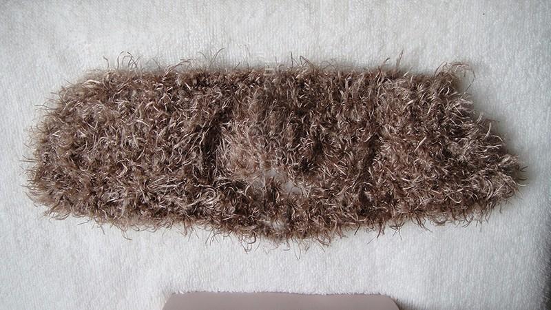 2016 Adult Crochet Knit Beanie Santa Claus Handmade Knitted Hat Hot Fashion Bearded Cap Women Men Christmas Gifts Accessories (6)