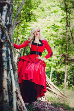 Alternative Dress Victorian Corset Jacket Steampunk Dress