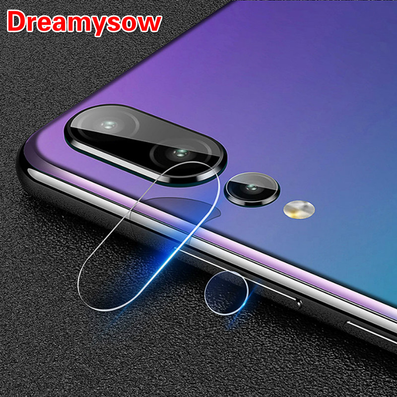 Back Camera Lens Protective 9H Tempered Glass Protector For Huawei Honor 7C 6X 5X Mate10 Lite Nova 2i Y9 2018 P20 Pro GR5 2017