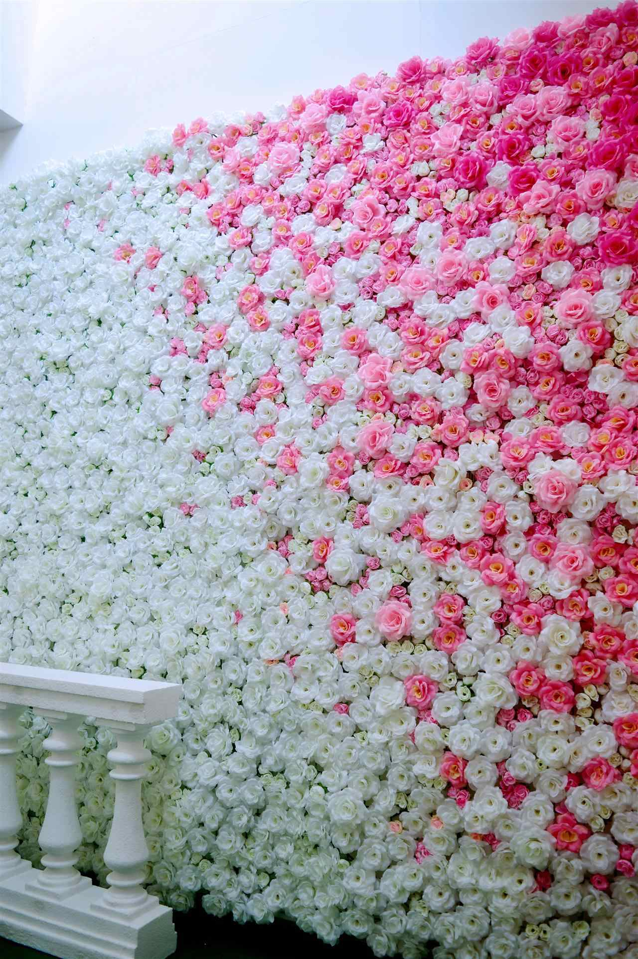 Hot 1 pcs/lot diameter 8 CM Sutra Buatan Naik Kepala Bunga untuk Pernikahan Pesta Natal Dekorasi DIY Scrapbooking Bunga Bola
