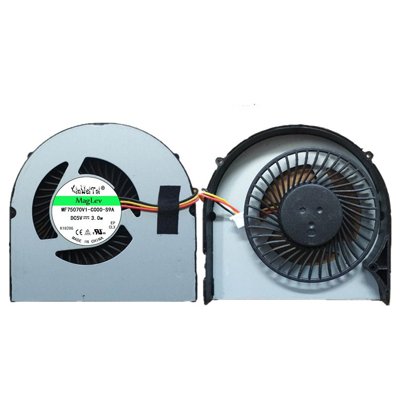 Laptop UPC Cooling Fan for DELL 14R 5421 5435 5437 3421 2421 P37G DFS481305MC0T FC39 23.10784.021 DC5V 0.5A EF60070S1-C080-G99