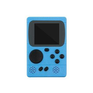 Image 5 - Новый PXP 8 битный Ретро видео Игровая приставка PVP270 PVP3000 Ручной игровой автомат с 198 футболки с принтами на тему классических игр для детей и взрослых Портативный