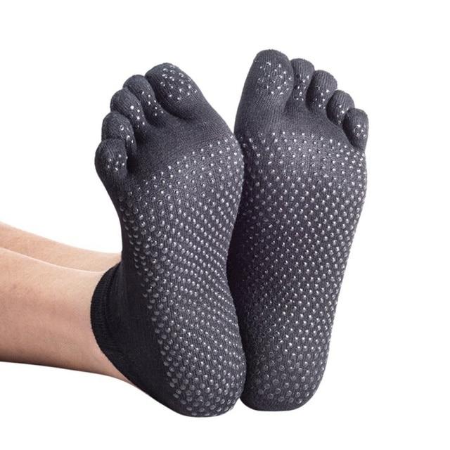 8e53c8ac969d3 Sheer 5 Toe Glove Pantyhose -single toes 8 DENIER nylons separate .