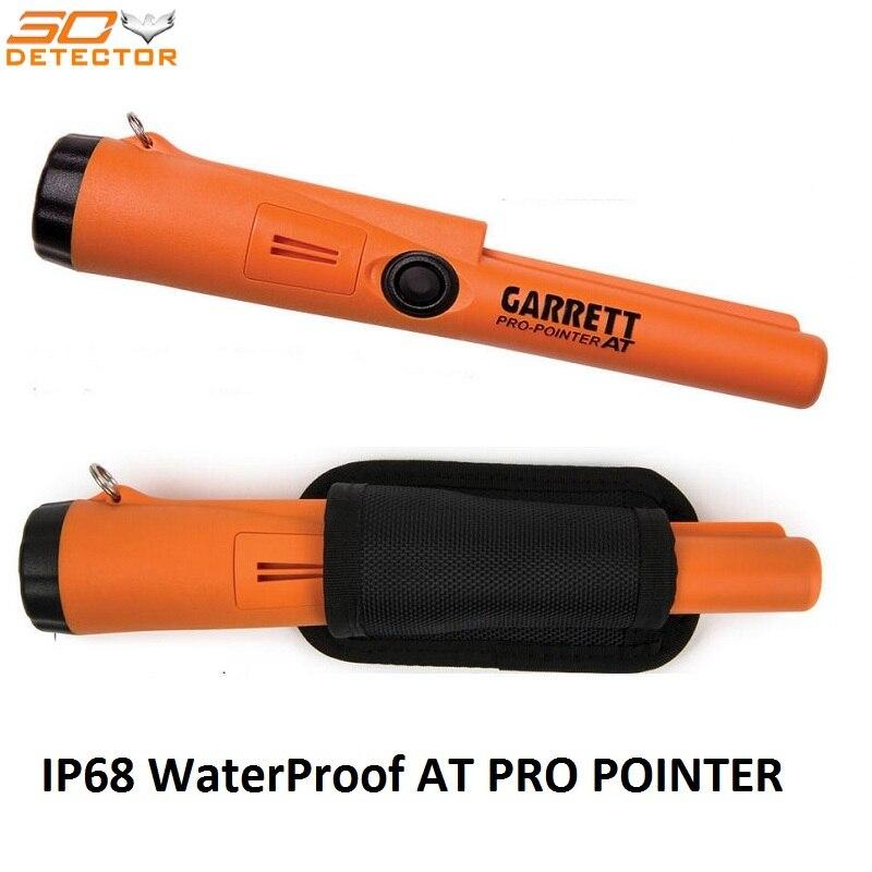 garrett at pro pointer metal detector