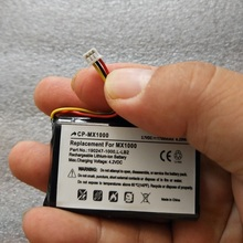 43dadba02ae Battery for LOGITECH M-RAG97 MX1000 Wireless Mouse New Li-po Rechargeable  Accumulator Replacement