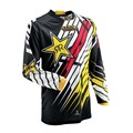 2016 Rockstar Jersey Breathable Motocross Racing Downhill Off-road Mountain Motorcycle Cycling Sweatshirt S-XXXL