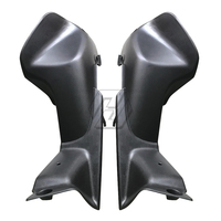 Motorcycle Fairing Infill Air Duct Side Cover Air Breather Box Case for Honda CBR600RR CBR 600RR F4i 2001 2007