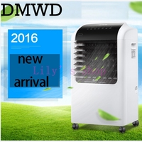 Summer Portable Strong Wind Air Conditioning fan Cooler Conditioner cooling Fans EU US plug office home remote control 3 gears
