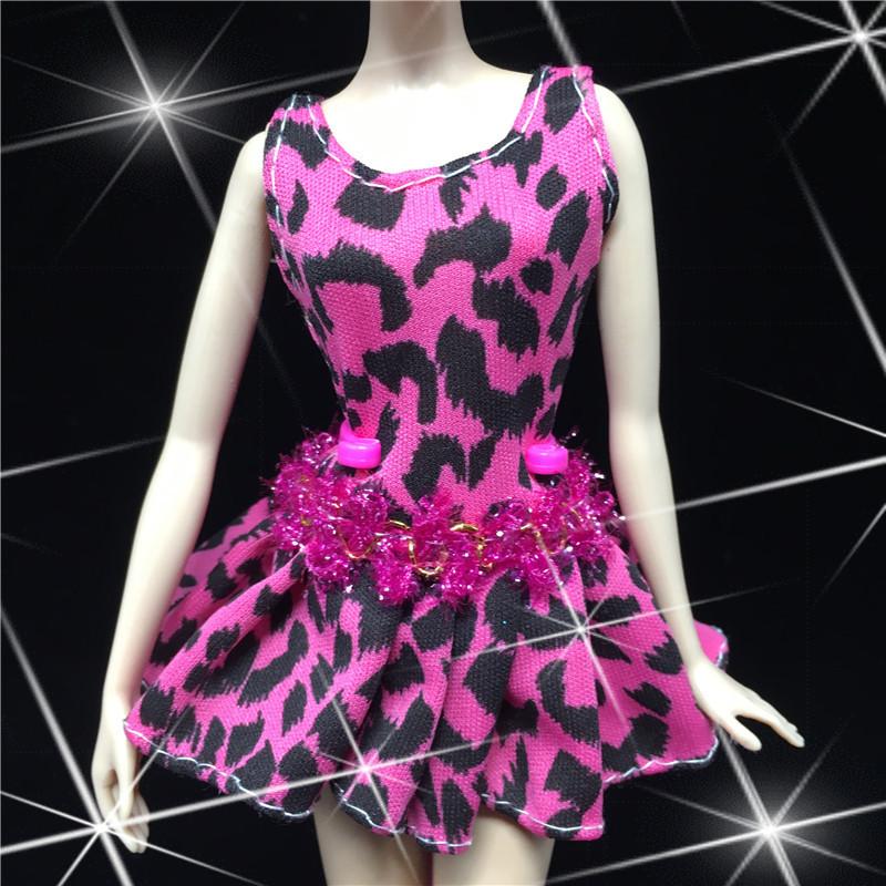 7e9432526c53 Hot Sale 1 pc Fashion Purple Leopard Print Pleated Skirt Short Skirt ...