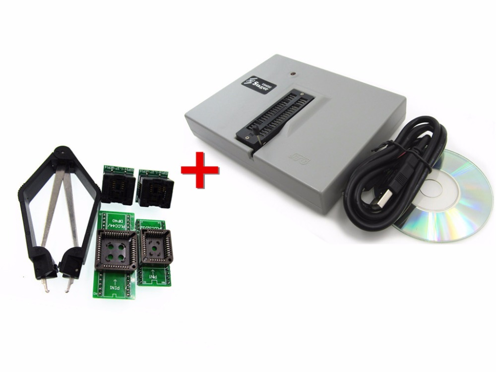 new Stager VSpeed series VS4000 better than G540 TL866CS TL866 Programmer Support 18000+chips Kit free shipping stager vspeed series vs4800 better than g540 tl866cs tl866 programmer support 20000 chips