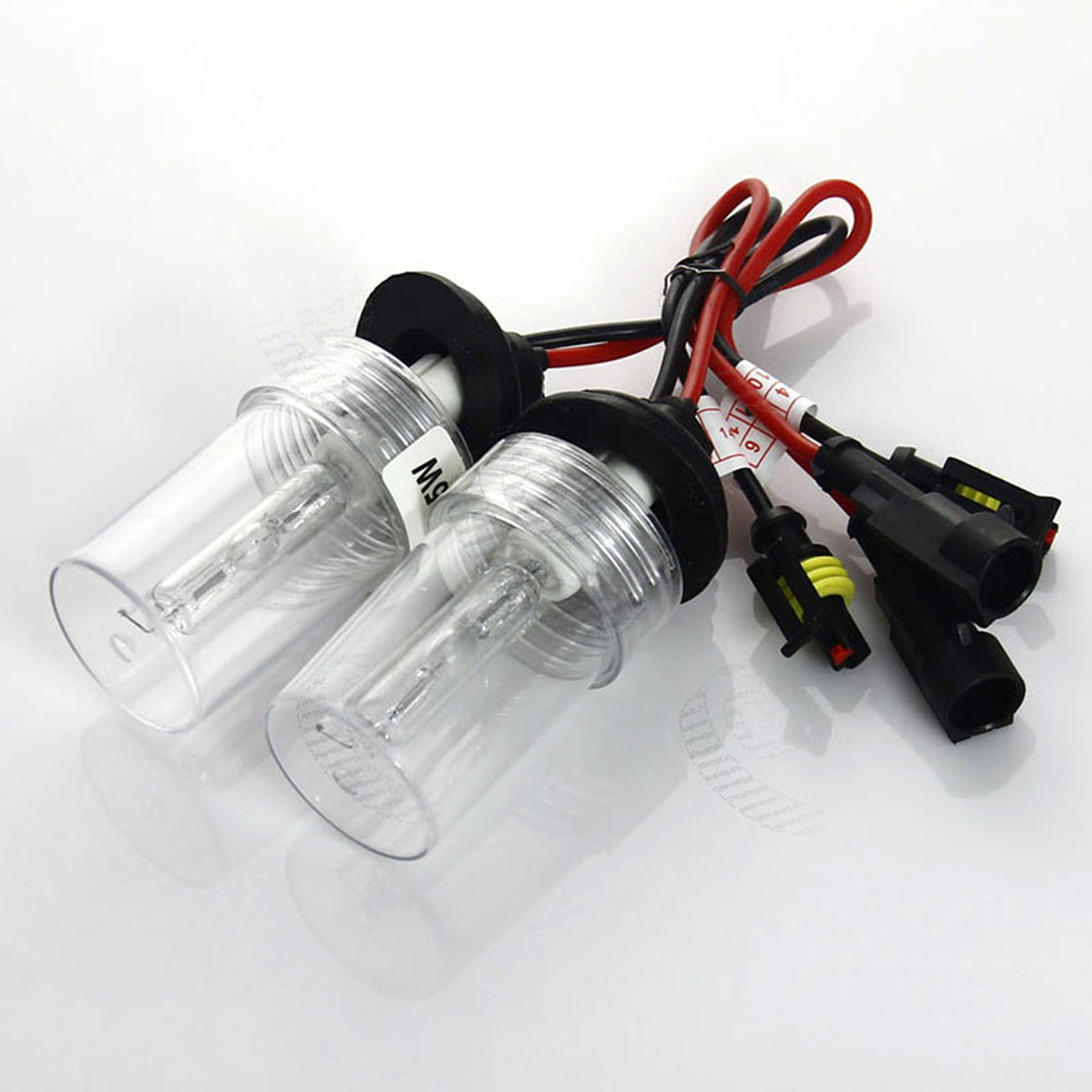 2pcs/pair Car HID Xenon Headlight Lamp Bulbs For H7 6000K 12V 75W Replacement Kit Bulbs #209 2 pcs h7 6000k xenon halogen headlight head light lamp bulbs 55w x2 car lights xenon h7 bulb 100w for audi for bmw for toyota