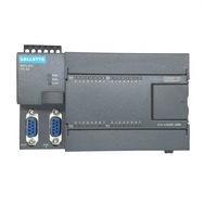 FX1N FX2N 32MR 3AD 2DA PLC Controller 16DI 16DO, RS485 Modbus RTU for GX