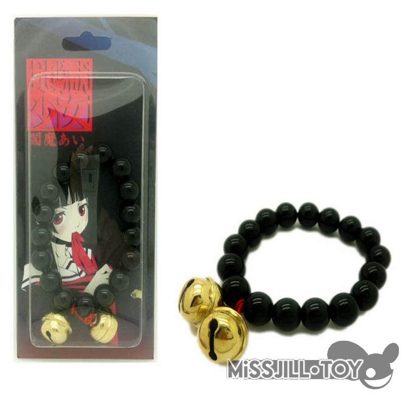 Jigoku Shojo Hell Girl Enma Ai Hell Girl Metal Badge Brooch Pin Pre-order