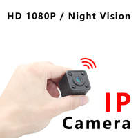The Newest 1080P Mini Wifi Camera Wireless Infrared Night Vision Cam Surveillance IP AP Camera Remote