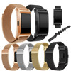 Hot Sale Fabulous Luxury Milanese Magnetic Stainless Steel Watch Band Metal Frame For Fitbit Charge 2