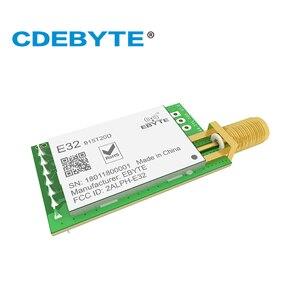 Image 4 - E32 915T20D Lora большой диапазон UART SX1276 915 МГц 100 мВт SMA антенна IoT uhf беспроводной трансивер передатчик приемный модуль