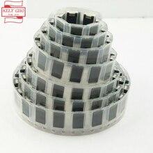 (20PCS 50PCS 100PCS) 100% מותג חדש D7343 470 UF 6.3 V קבלים טנטלום SMD פולימר קיבול פולימר שחור סוג ד 7343