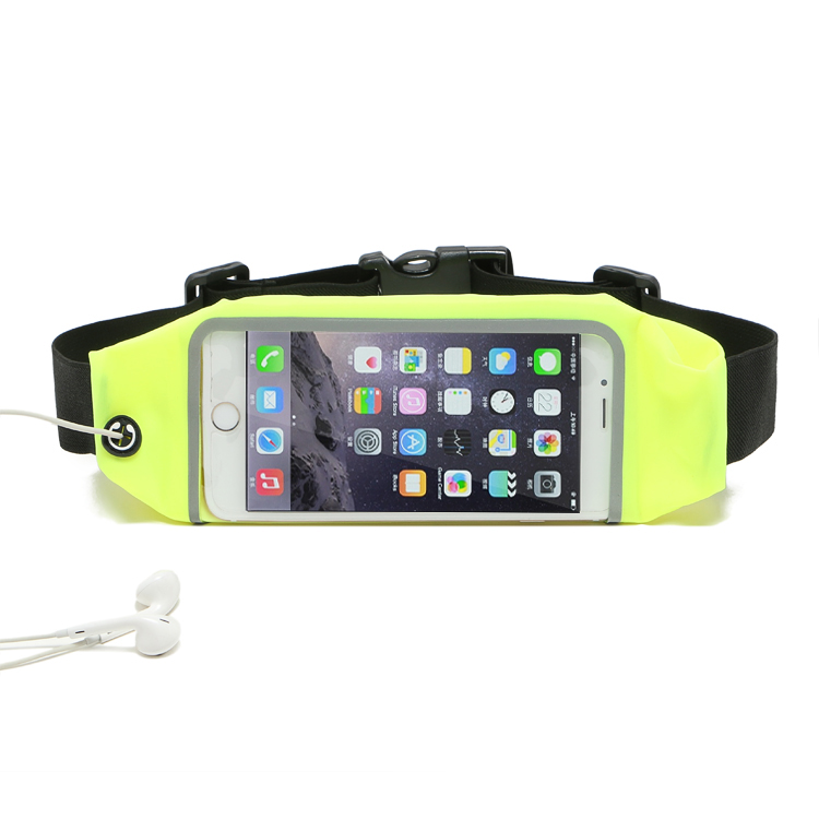 Gym Waterproof Waist Clip Mobile Phone Case Touch Screen Bags For Xiaomi Redmi Note/Note 2/Note 3/Note Prime/Note 4G,Mi Note 2