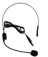 Freeboss 3 Pin plug Headset Microphone for Freeboss KU 22H2 & KU 22H