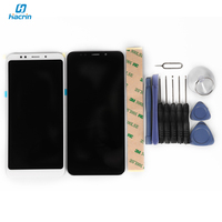 For Xiaomi Redmi 5 Plus LCD Display Touch Screen Tools Glass Panel Digitizer Phone Accessories For