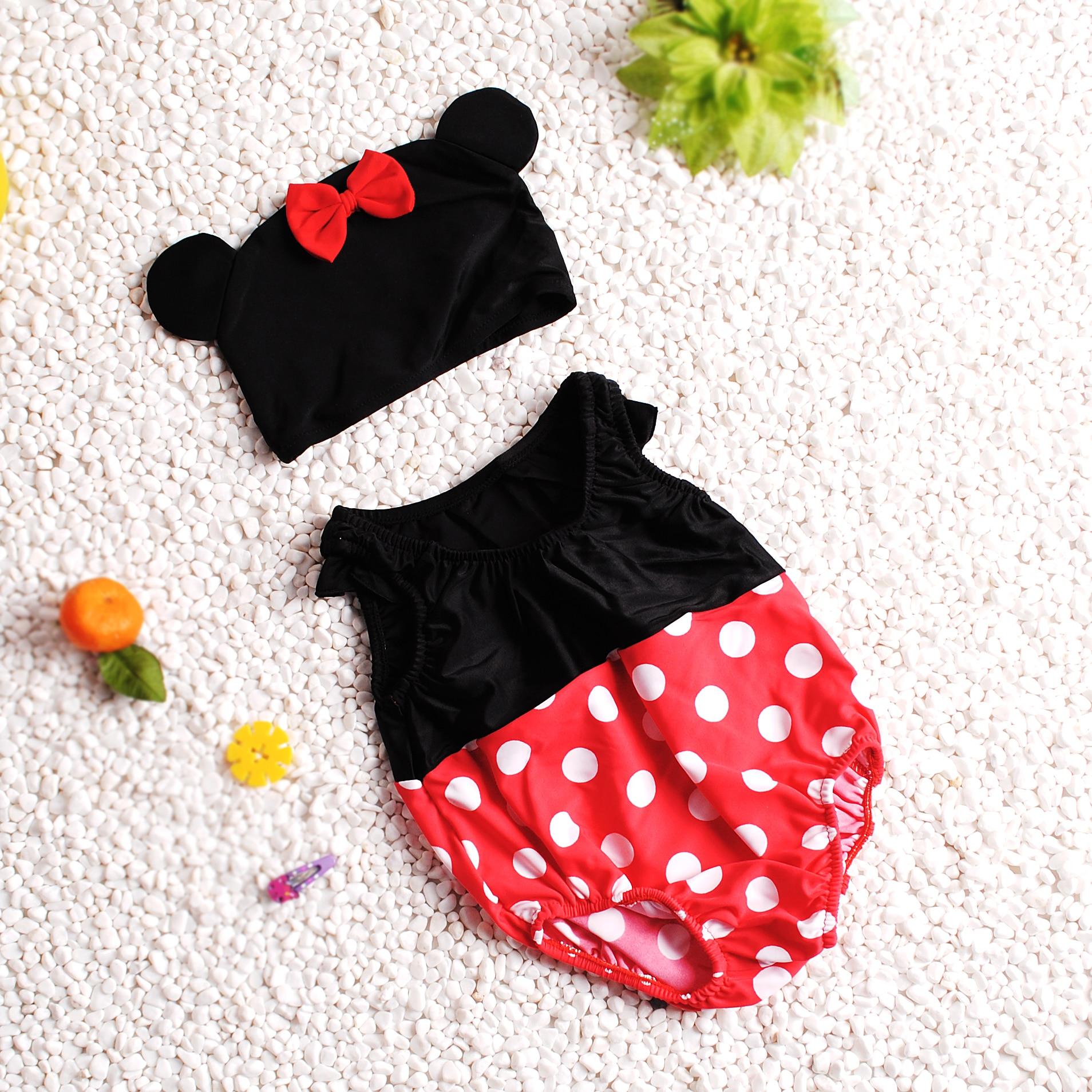 2pcs Baby Boy Swimsuit Baby Infant Swimwear Superman Beach Clothes