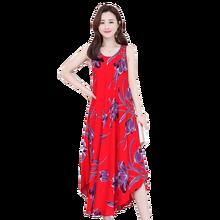 New plus size women summer dress 2019 vestidos style clothing loose clothes casual de festa party dresses
