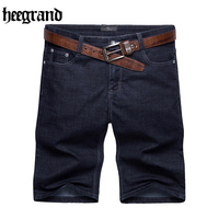 HEE GRAND 2017 Summer Men Short Jeans Male Shorts Men High Quality Big Size 30 52
