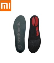 Original Xiaomi Youpin Running Insole Shock Absorption Rebound Torsional Support Sweat-absorbent and Quick-drying Sports