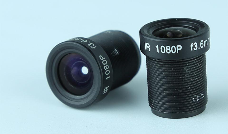 3.6mm 1080P