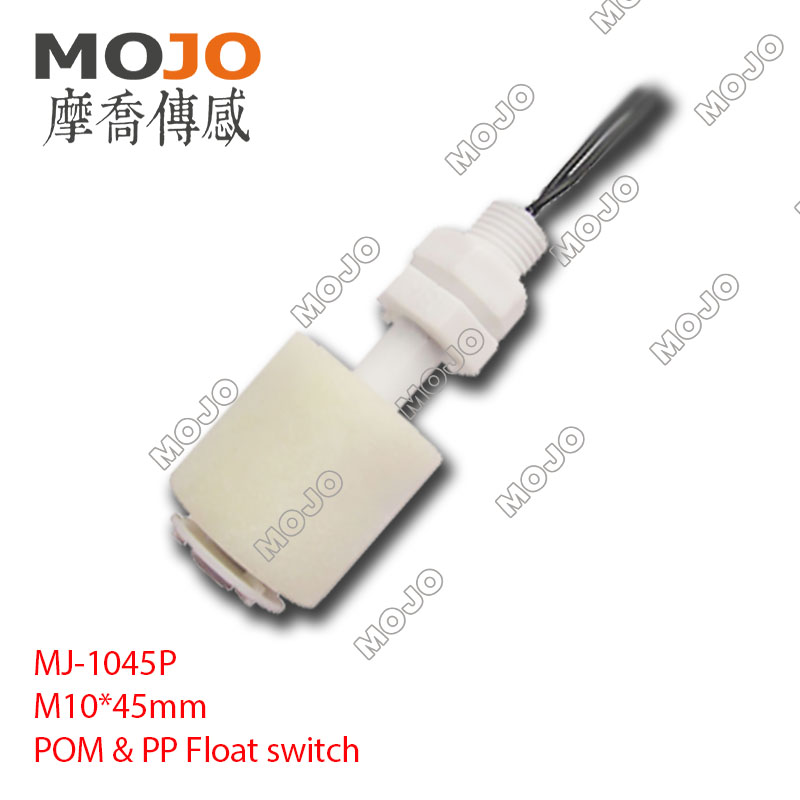 2020 MJ-1045P vandens lygio jutiklio jungiklis M10 * 45MM / 1 signalizuoja 10W 100 V 0,5A (sandėlyje)