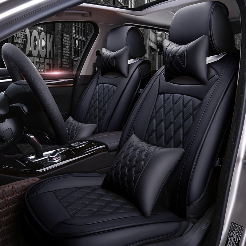 special leather car seat covers for lifan x60 x50 x80 320 330 520 620 630 720 820 car. Black Bedroom Furniture Sets. Home Design Ideas
