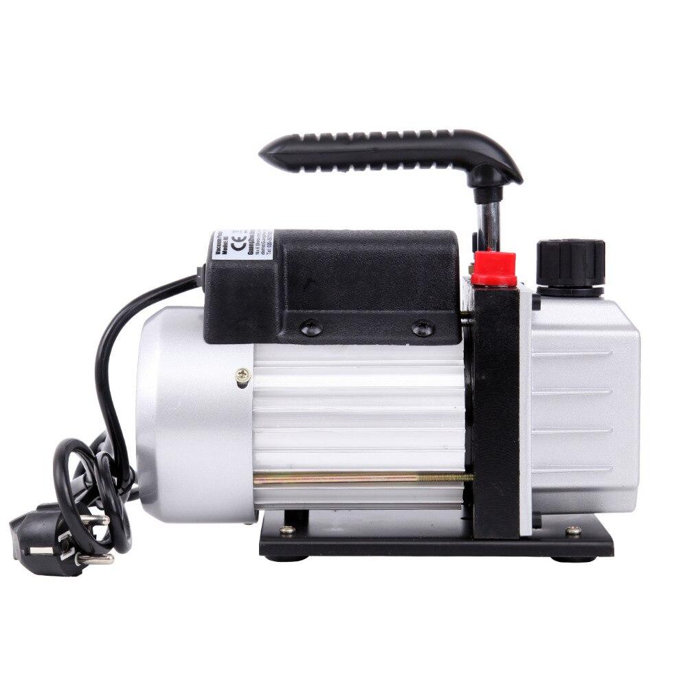 (Expédition de l'ue) pompe à vide 2.5CFM 1/4HP pompe à vide à un étage climatisation réfrigération