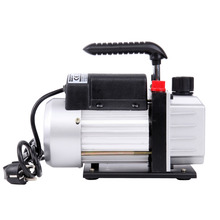 (Shipping From DE) 2.5CFM 1/4HP single Stage Vacuum Pump Air Conditioning Refrigeration Vacuum pump