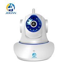 JOOAN Беспроводная Ip-камера Baby Monitor 720 P Умный Дом Безопасности Сети Видеонаблюдения ВИДЕОНАБЛЮДЕНИЯ двухстороннее Аудио Поддержка TF карты