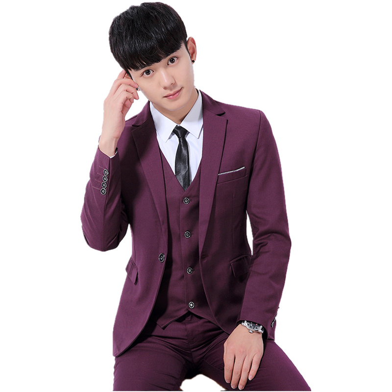 Large Mens Suits Promotion-Shop for Promotional Large Mens Suits ...