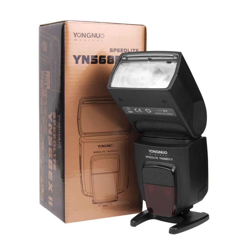 Yongnuo YN568EX II for Canon YN 568Ex HSS Flash Speedlite YN 568 5D mark III II 5D 7D 60D 50D 600D 550D 500D 450D 400D yongnuo flash speedlite yn 560 iii yn560iii for canon 5d ii 5d2 5d3 7d 6d 60d 50d 40d 700d 650d 600d 550d 500d 350d 1100d 1000d