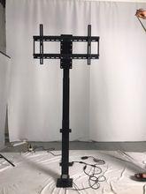 Новое бесшумное моторизованное Крепление-подъемник 900 мм с дистанционным управлением для большого экрана 30 »~ 60»