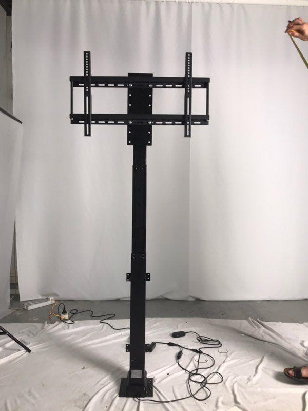 Nuovo Silent Motorizzato 900mm Supporti Tv da muro e tavolo di Sollevamento W/Remote Control per il Grande Schermo 30 ~ 60
