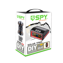 Scorching Promote DIY TPMS Straightforward Set up authentic SPY wi-fi SOLAR Energy Know-how Tire Strain Monitoring System Quick Supply