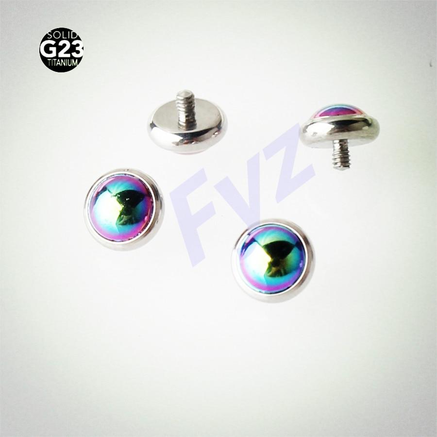 Titanium G23 Micro Dermal...