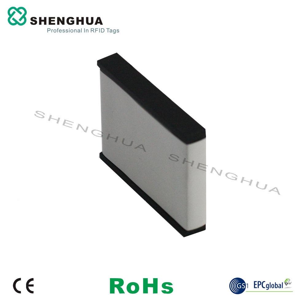 10pcs/pack Asset Management Waterproof Adhensive Plastic RFID Anti Metal RFID Label Sticker Tag