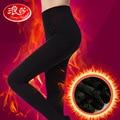 Langsha Brand Cashmere Winter Women High Waist Leggings Velvet Warm Pants Sexy Girls Trousers Pants