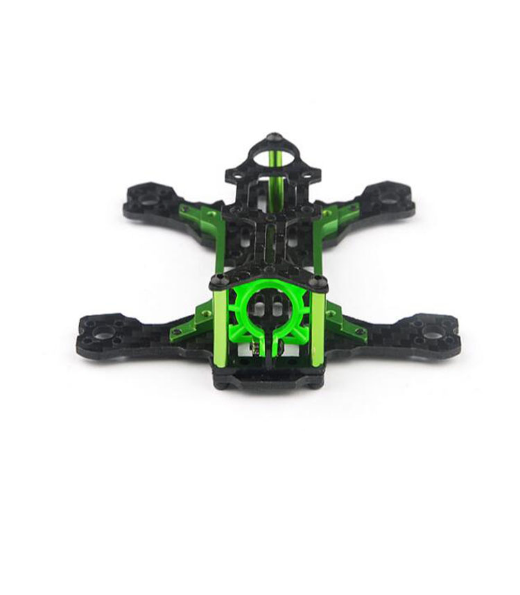 Yuenhoang 3K RC Drone Frame Full Carbon Fiber Mantis 85 Brushless FPV Quadcopter Frame Rack Chassis 25mm 85mm Wheelbase 1sheet matte surface 3k 100% carbon fiber plate sheet 2mm thickness