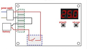 Image 5 - 6 60V LED bateria litowa moduł kontroli ładowania baterii do ładowarek domowych/energii słonecznej/turbin wiatrowych