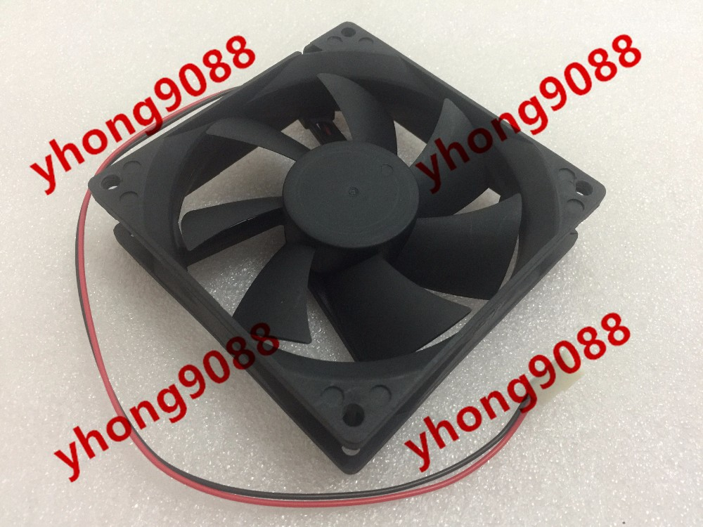Emacro XINRUILIAN RDL9025S DC 12V 0.16A 90x90x25mm Server Cooling Square fan
