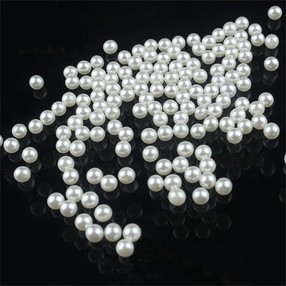lnrrabc 200 шт. / лот 5 мм diy белые круглые имитация акриловые перл круглый распорку свободные шарики шармов diy ювелирные изделия оптом макин ly