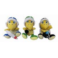 20cm Super Mario Plush Series Koopa Troopa With Boomerang Plush Toy Soft Stuffed Animals Toys Doll