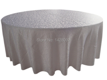 hotsale quality restaurant hotel jacquard polyester table cloth stainless steel hotsale quality cocktail table base only