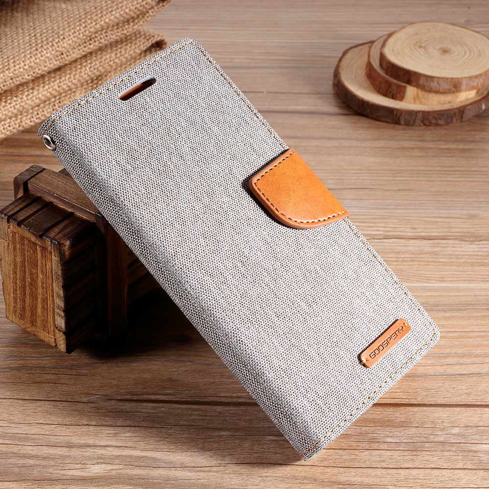 Buy Mercury Goospery For Samsung Galaxy A8 2018 S8 Canvas Diary Case Red S9 Stand Pu Leather Wallet Flip Coque From